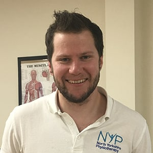 North Yorkshire Physiotherapy, stokesley, Senior Physiotherapist