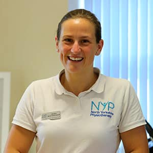 Stokesley, North Yorshire Physiotherapy, co-director, Musculoskeletal Physiotherapist