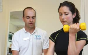 North Yorkshire Physiotherapy, Stokesley, Weights, exercise