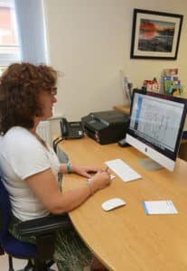North Yorkshire Physiotherapy, Stokesley, Receptionist, services