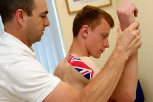 North Yorkshire Physiotherapy, Stokesley, Massage