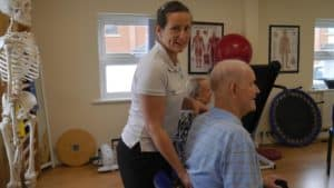 North Yorkshire Physiotherapy, Stokesley, posture, elderly