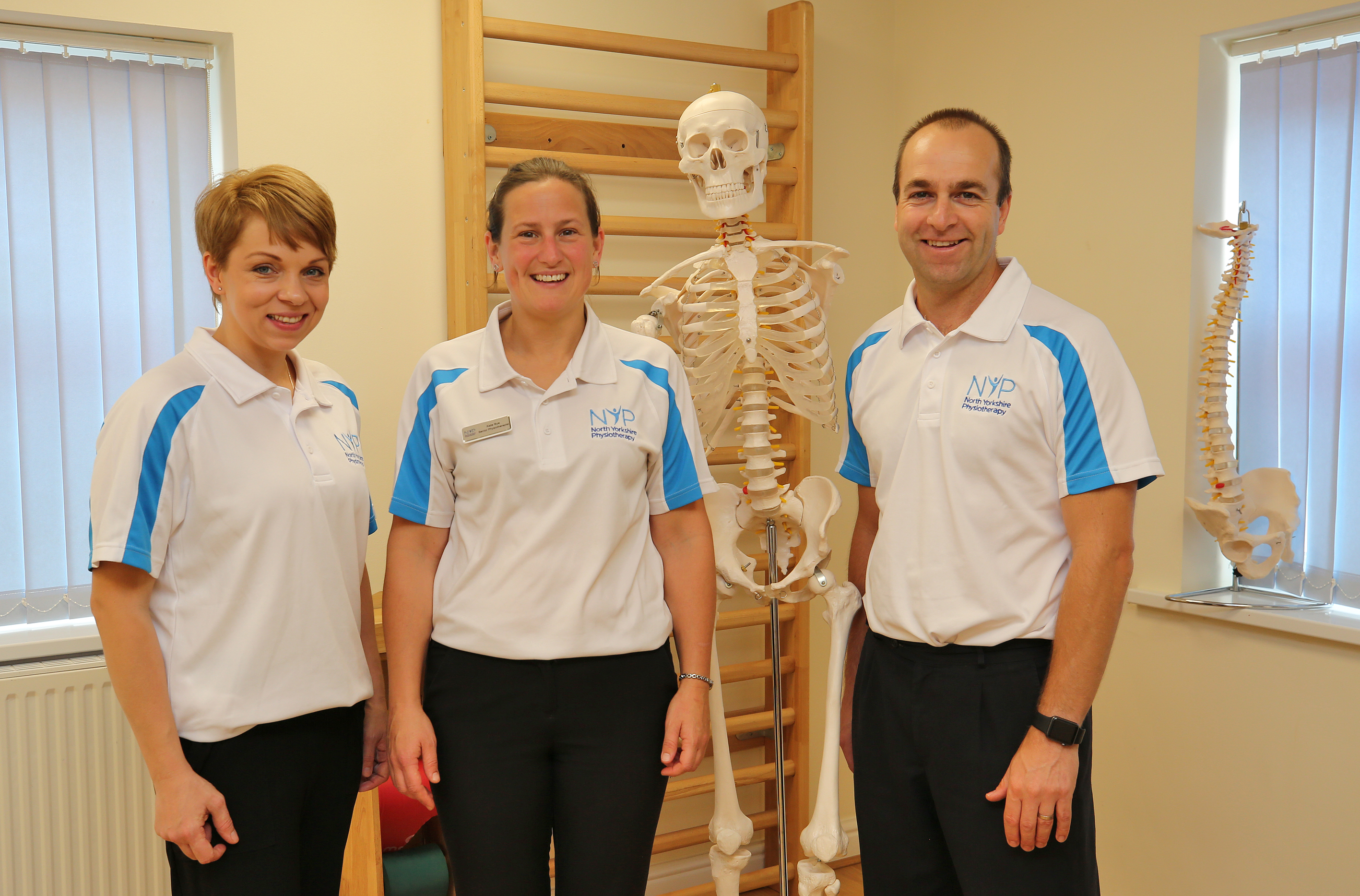Meet the team, Stokesley Leisure Center, Skeleton, north yorkshire